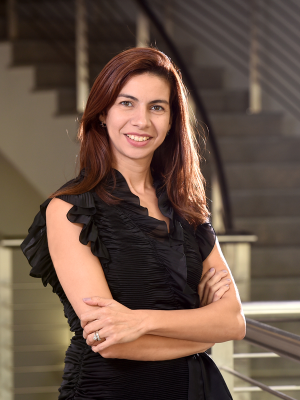 Faculty Aline Saad