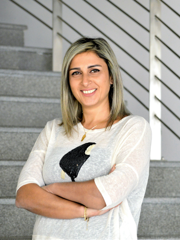 Staff Pauline Hitti Salameh